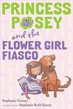 Book cover of PRINCESS POSEY 12 FLOWER GIRL FIASCO
