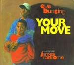 Book cover of YOUR MOVE