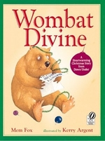 Book cover of WOMBAT DIVINE