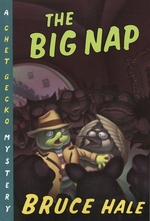 Book cover of BIG NAP A CHET GECKO MYSTERY