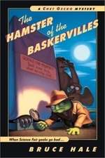 Book cover of HAMSTER OF THE BASKERVILLES