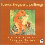 Book cover of LIZARDS FROGS & POLLIWOGS