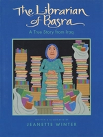 Book cover of LIBRARIAN OF BASRA