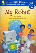 Book cover of MY ROBOT