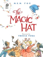Book cover of MAGIC HAT
