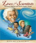 Book cover of LIVES OF THE SCIENTISTS