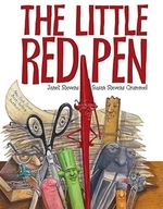 Book cover of LITTLE RED PEN