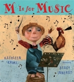 Book cover of M IS FOR MUSIC
