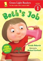 Book cover of BETH'S JOB