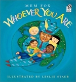 Book cover of WHOEVER YOU ARE