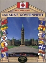 Book cover of DISCOVERING CANADA'S GOVERNMENT