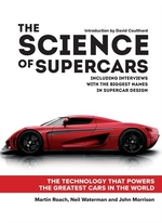 Book cover of SCIENCE OF SUPERCARS