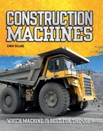 Book cover of CONTRUSTION MACHINES