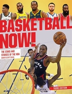 Book cover of BASKETBALL NOW