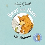 Book cover of BEAR & HARE GO FISHING