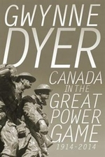 Book cover of CANADA IN THE GREAT POWER GAME