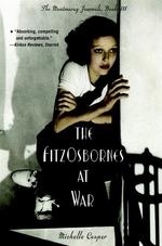 Book cover of FITZOSBORNES AT WAR