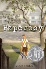 Book cover of PAPERBOY