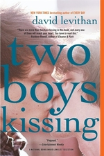 Book cover of 2 BOYS KISSING