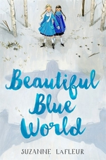 Book cover of BEAUTIFUL BLUE WORLD