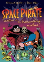Book cover of SPACE PIRATE 02