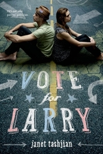 Book cover of VOTE FOR LARRY