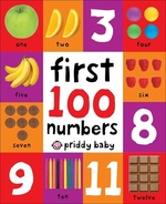 Book cover of 1ST 100 NUMBERS