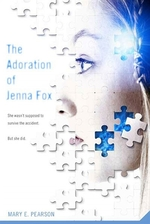 Book cover of ADORATION OF JENNA FOX