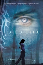Book cover of 13 TO LIFE