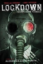 Book cover of ESCAPE FROM FURNACE 01 LOCKDOWN