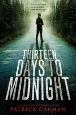 Book cover of 13 DAYS TO MIDNIGHT