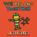 Book cover of WE BELONG TOGETHER