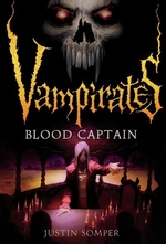 Book cover of VAMPIRATES 03 BLOOD CAPTAIN