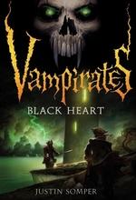 Book cover of VAMPIRATES 04 BLACK HEART