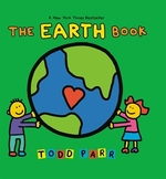 Book cover of EARTH BOOK