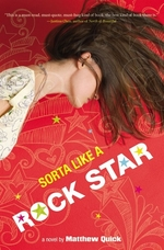 Book cover of SORTA LIKE A ROCK STAR