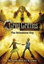 Book cover of GREY GRIFFINS 01 BRIMSTONE KEY