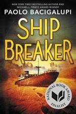Book cover of SHIP BREAKER