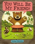 Book cover of YOU WILL BE MY FRIEND