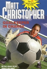 Book cover of GOALKEEPER IN CHARGE