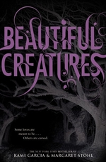 Book cover of BEAUTIFUL CREATURES