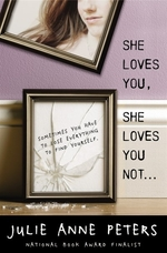 Book cover of SHE LOVES YOU SHE LOVES YOU NOT