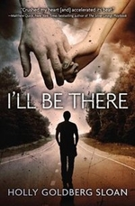 Book cover of I'LL BE THERE