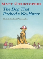 Book cover of DOG THAT PITCHED A NO-HITTER