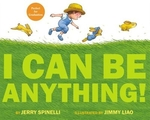 Book cover of I CAN BE ANYTHING