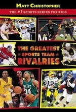 Book cover of GREATEST SPORTS TEAM RIVALRIES