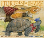Book cover of TORTOISE & THE HARE
