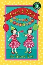 Book cover of LING & TING SHARE A BIRTHDAY