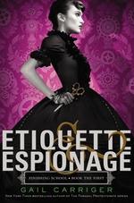 Book cover of ETIQUETTE & ESPIONAGE