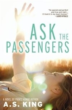 Book cover of ASK THE PASSENGERS